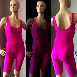 Dresses & Skirts - Electric Pink Bodysuit